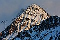 Ptarmigan Peak from the summit of Peak 3. Chugach State Park, Alaska - panoramio.jpg