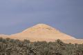 Pyramid of Djedkare, Saqqara, 1990ies.png