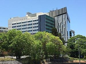 QIMR Berghofer Medical Research Institute - Image: QIMR Berghofer Medical Research Institute at Herston Road