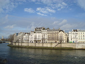 Historical and Literary Society - Image: Quai d'Orléans