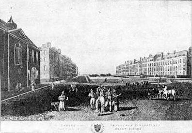 Queen Square Bloomsbury