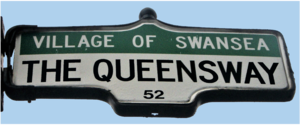 The Queensway - Image: Queensway Street Sign