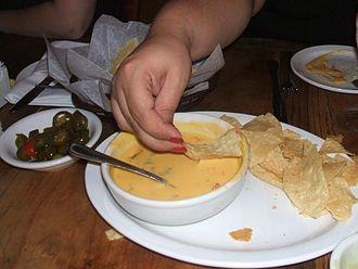 Tumbleweed Tex Mex Grill & Margarita Bar - An example of Queso