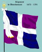 Rég de Bourbonnais 1673