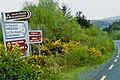 R251 road signs at Glenveagh National Park - geograph.org.uk - 1187149.jpg