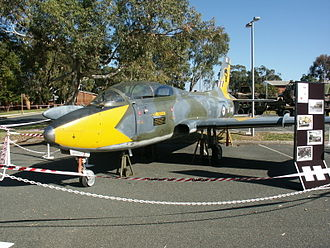 Aermacchi MB-326 - RAAF Macchi MB-326 A7-041