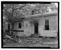 REAR VIEW - 504-506 East Hall Lane (House), Savannah, Chatham County, GA HABS GA-2375-5.tif
