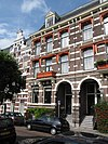 foto van Herenhuis in neo-renaissance trant