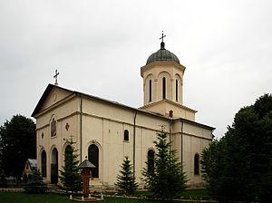 Bărcănești, Prahova - Ghighiu Monastery
