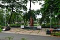 Rabindranath Tagore - Statue Area - Bengal Engineering and Science University - Sibpur - Howrah 2013-06-08 9320.JPG