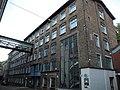 Radevormwald-Dahlerau, Textilstadt Wülfing, Verwaltungsgebäude, von SW.jpg