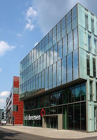 Radio Bremen - Radio Bremen's headquarters building