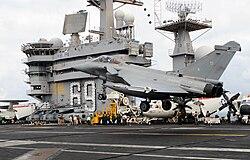 Rafale USS Dwight D. Eisenhower