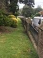 Railings and wall St Basil's Bassaleg Newport Wales.jpg
