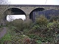 Railway bridge and abutments - geograph.org.uk - 1576056.jpg
