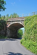 File:Railway bridge at Semley - geograph.org.uk - 487648.jpg
