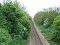 Railway line up Campden Bank - geograph.org.uk - 423127.jpg