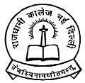 Rajdhani College Logo.jpg