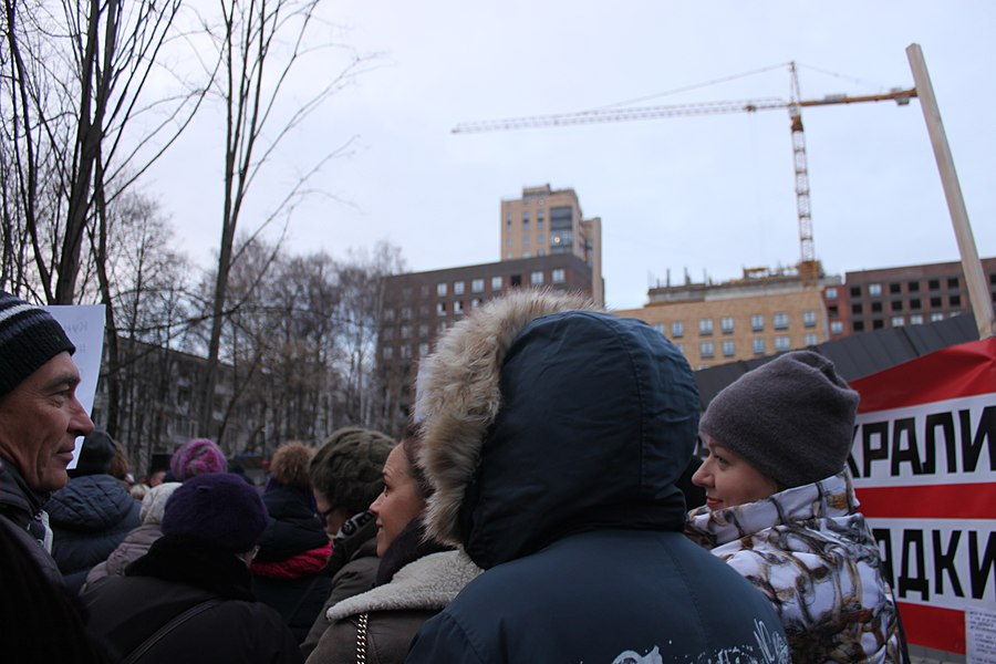 Rally for the termination of construction and restoration of the square (2018;11;17) 108.jpg