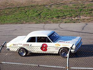 Ralph Earnhardt - Ralph Earnhardt replica car