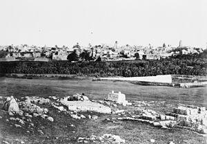 Ramla - Ramleh, by Félix Bonfils, pre-1885
