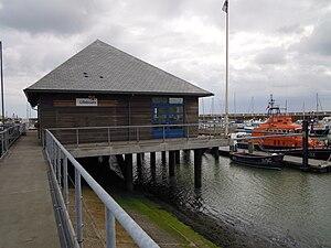 Ramsgate Lifeboat Station - Ramsgate Lifeboat Station.
