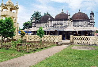 Islam in Assam آسام میں اسلام