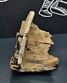 Rasqueta de fusta per a ajuntar els trossets de sal, mina de sal, Hallstatt.JPG
