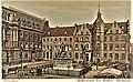 Rathaus und Marktplatz in Düsseldorf um 1900.jpg