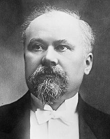 Raymond Poincaré en 1914.