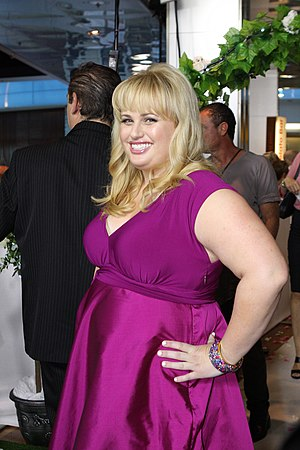 Pitch Perfect - Rebel Wilson was praised by critics for her performance.