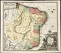 Recens elaborata mappa geographica regni Brasiliae in America Meridionali maxime celebris (4584053760).jpg