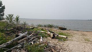 Red Deer Lake (Manitoba) lake in Manitoba, Canada