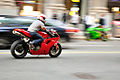 Red Ducati 1098 Yonge St Toronto.jpg