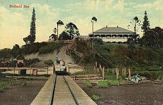 Redland Bay, Queensland - Redland bay, circa 1905
