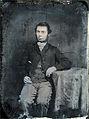 Rees Arthur Rees (Rhys Dyfed, 1837-66) (ambrotype) NLW3364105.jpg