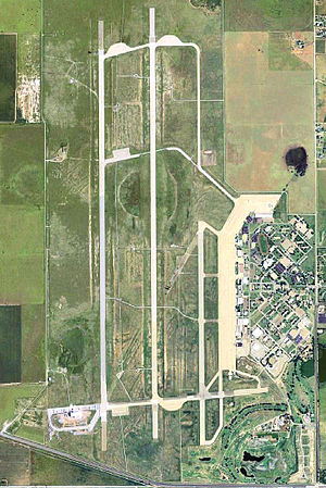 Reese Air Force Base - 2006 USGS airphoto