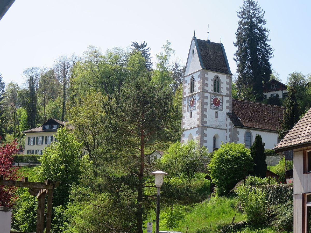 Reformierte Kirche Rorbas Wikipedia