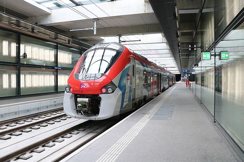 Компания «Léman Express» вернётся к обычному расписанию в конце августа