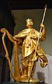 Rei David, salmista, Museu Diocesà d'Osca.JPG