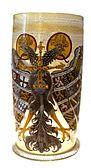 Reichsadlerhumpen mit Quaternionenadler, Exemplar des Deutschen Historischen Museums Berlin von 1615