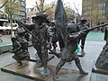 Rembrandtplein, Amsterdam, The Nightwatch, 20150425c.jpg