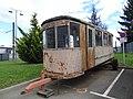 Remorque ancien Tram Mulhouse (De Dietrich).JPG