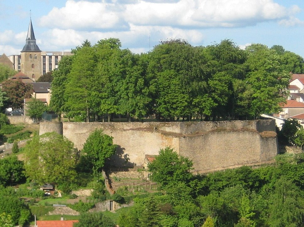 Remparts Briey