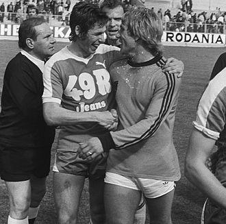 René Vandereycken - René Vandereycken and Johan Boskamp