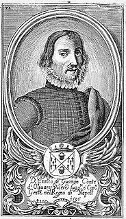 Enrique de Guzmán, 2nd Count of Olivares Spanish noble