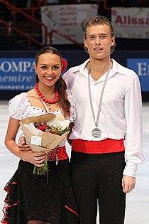 Riazanova Tkachenko 2010 Trophy Eric Bompard.jpg