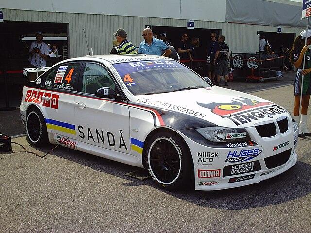 Swedish Touring Car Championship