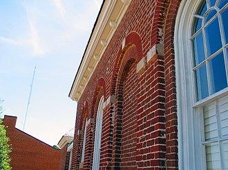 Richmond County, Virginia - Image: Richmond County Courthouse
