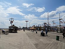 Coney Island On Six Mile